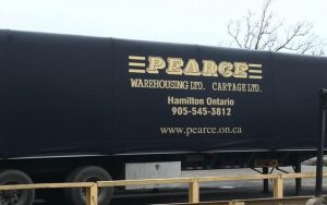 pearce warehousing hamilton